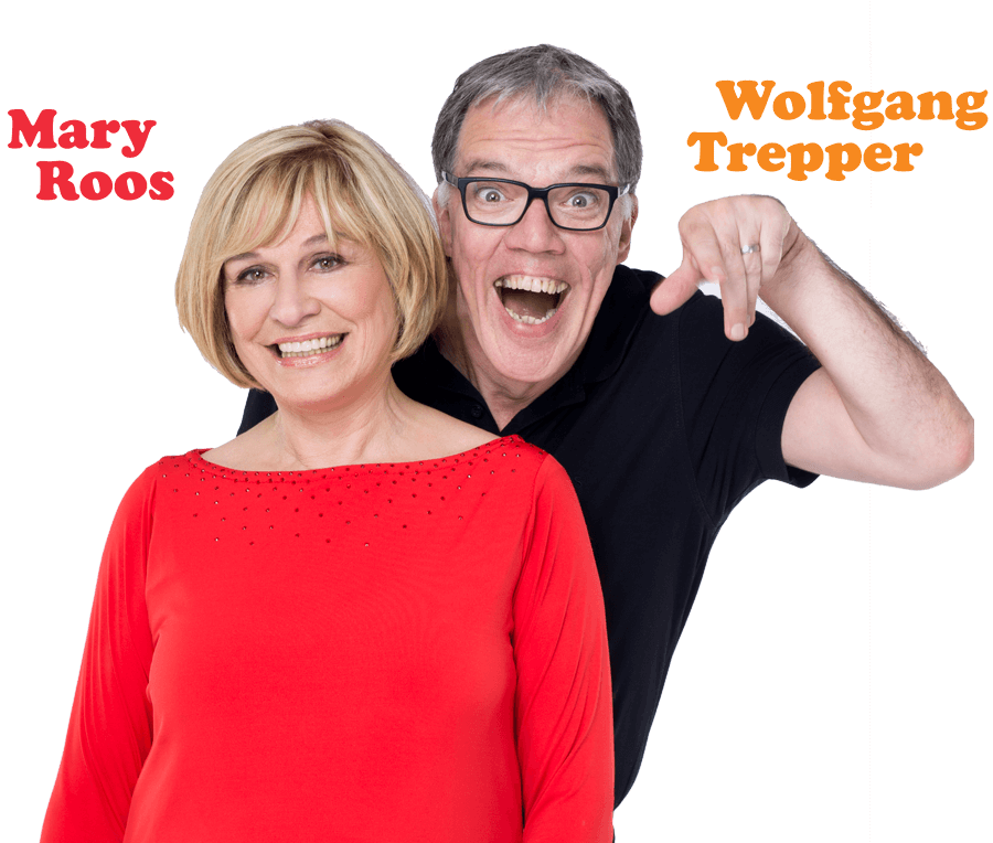 wolfgang trepper und mary roos 2020