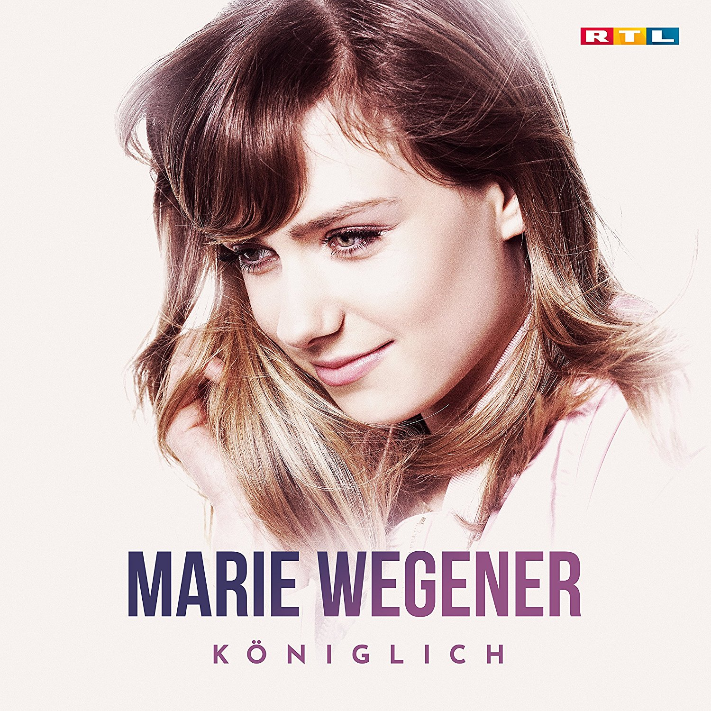 CD Cover Königlich