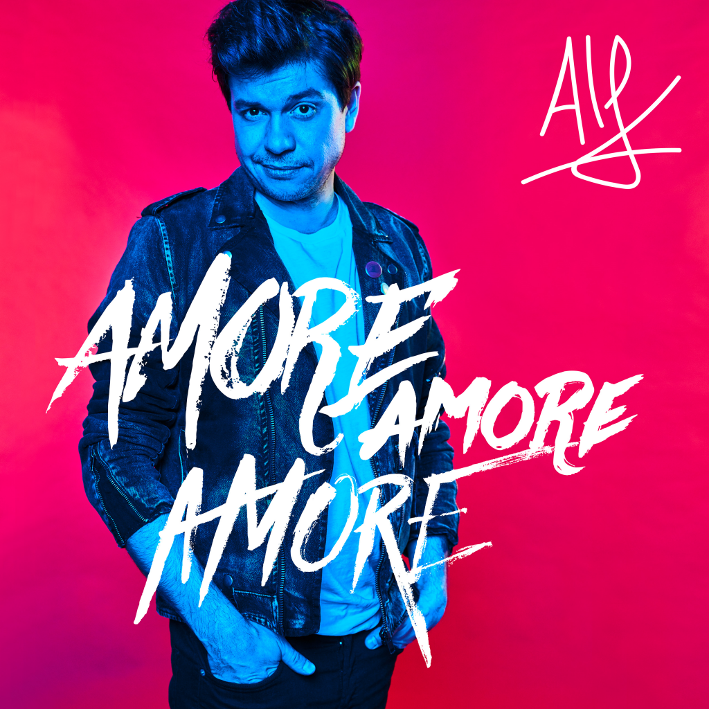 CD Cover Amore Amore Amore