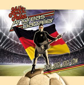 CD Cover Jögi Löw