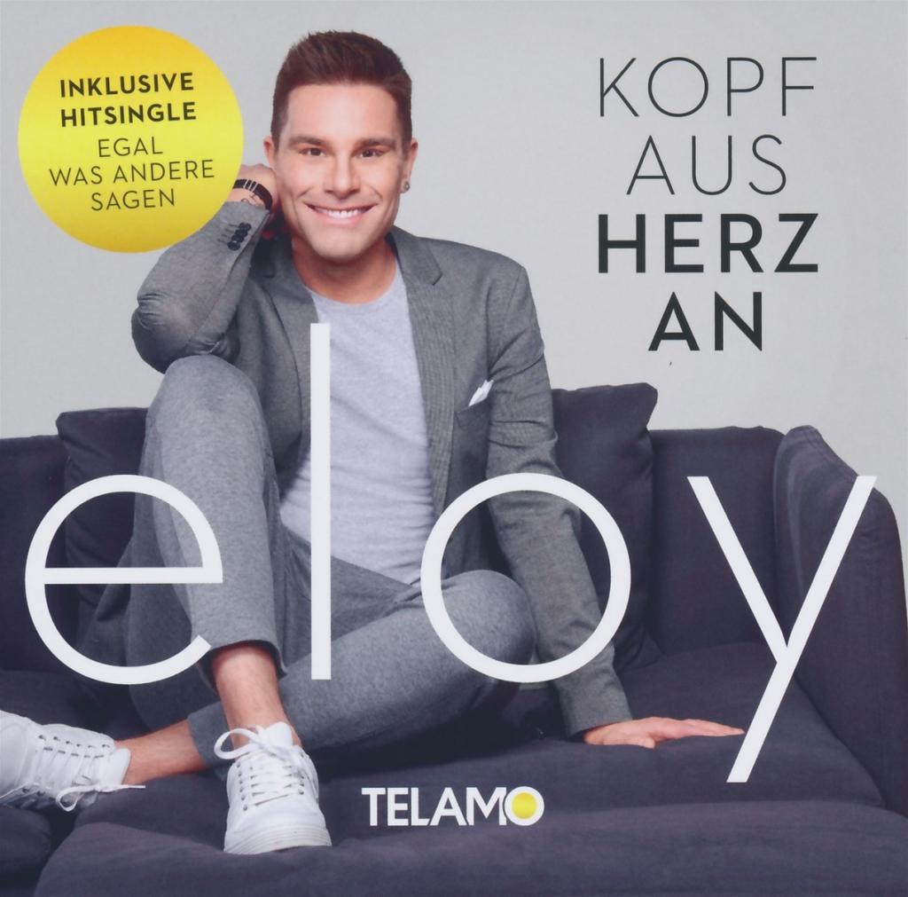 CD Cover Kopf aus Herz an