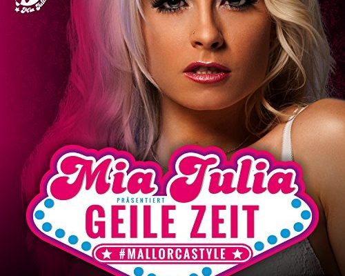 CD Cover Geile Zeit