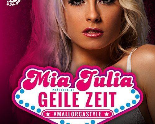 CD Cover Geile Zeit