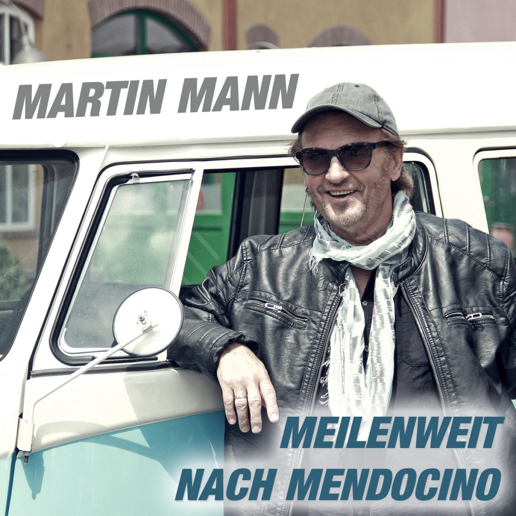 CD Cover Meilenweit nach Mendocino