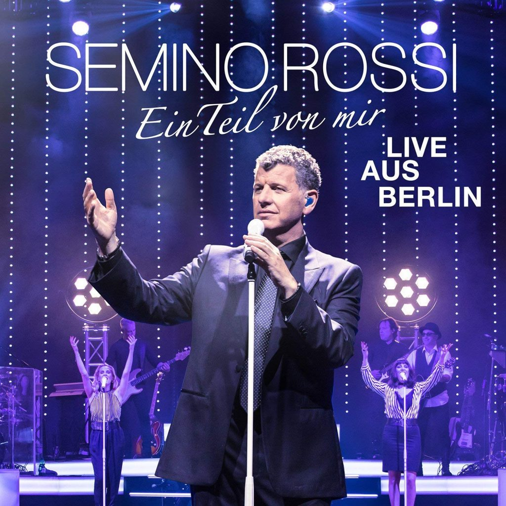 CD COver Live aus Berlin