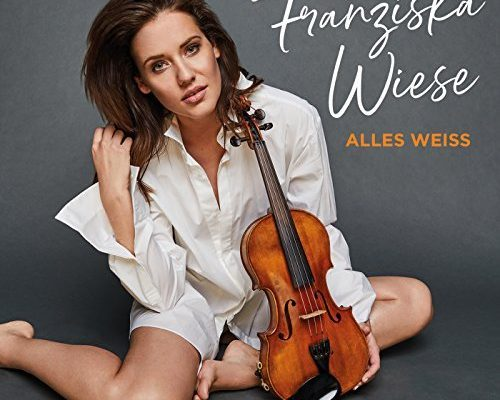 CD Cover Alles Weiss