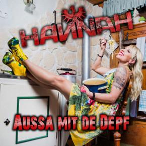 CD Cover Aussa mit de Depf