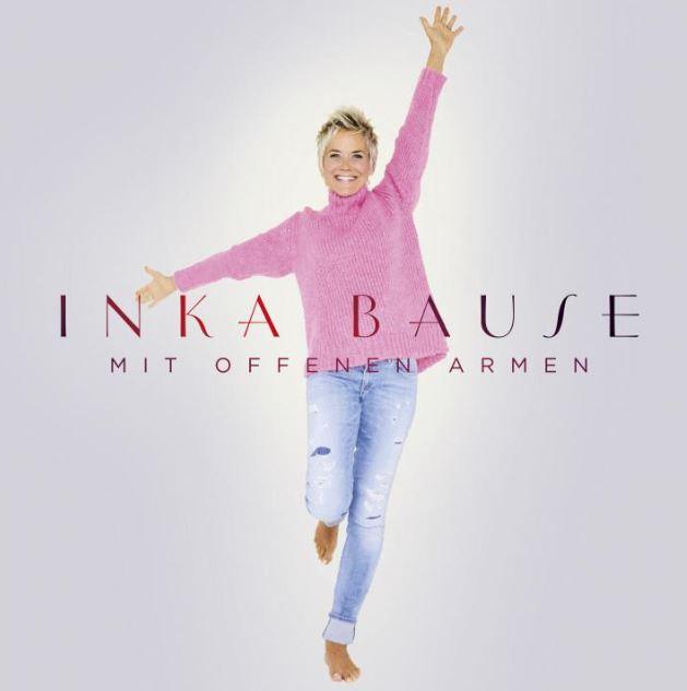 CD Cover Mit offenen Armen