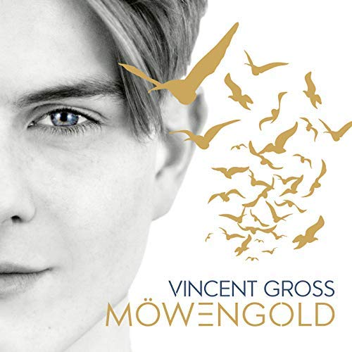 CD Cover Vincent Gross Möwengold