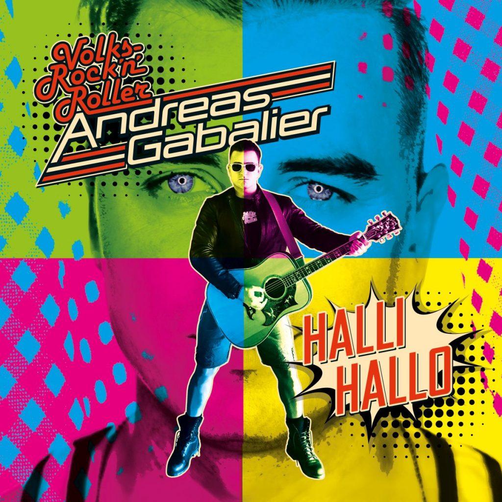 CD Cover Halli Hallo