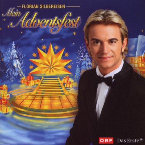CD Cover Mein Adventsfest