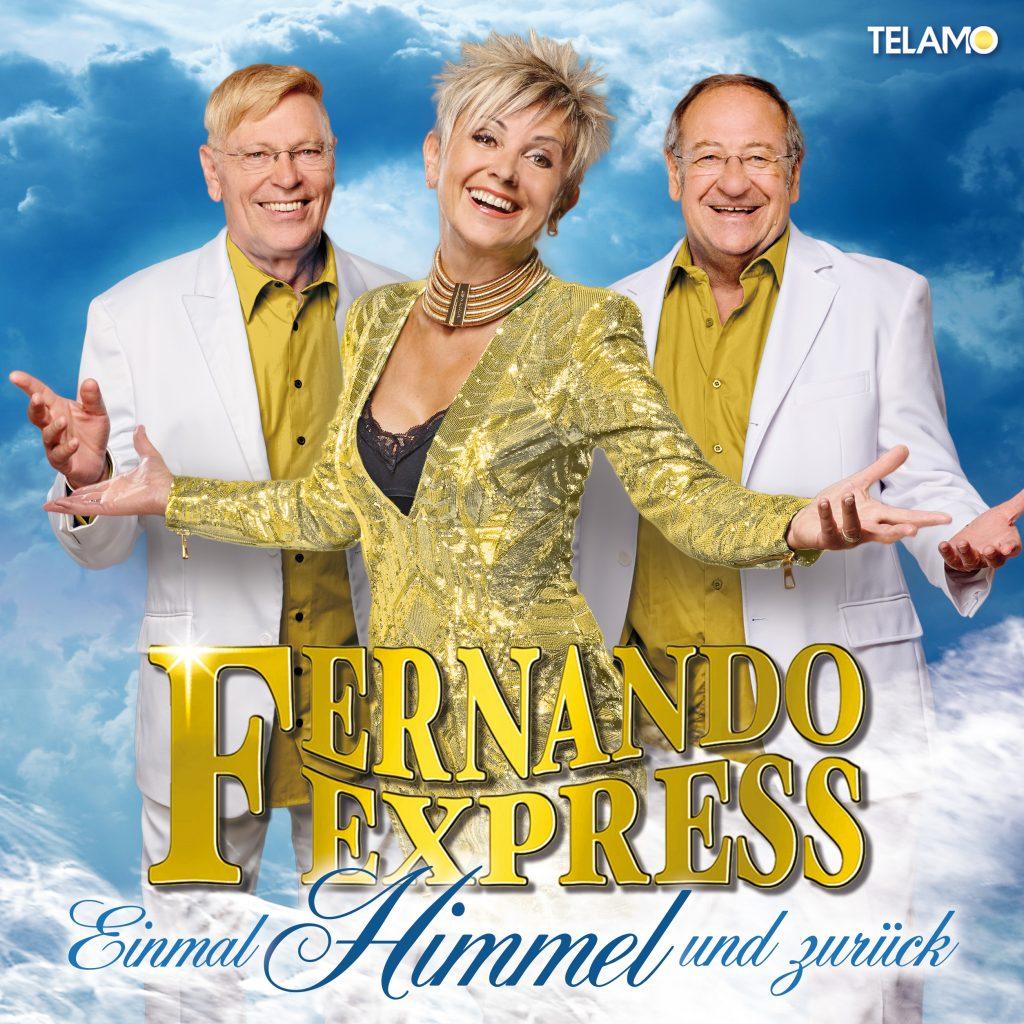 CD Cover Einmal Himmel und  zurück