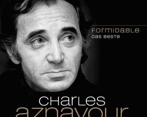 CD Cover Formidable