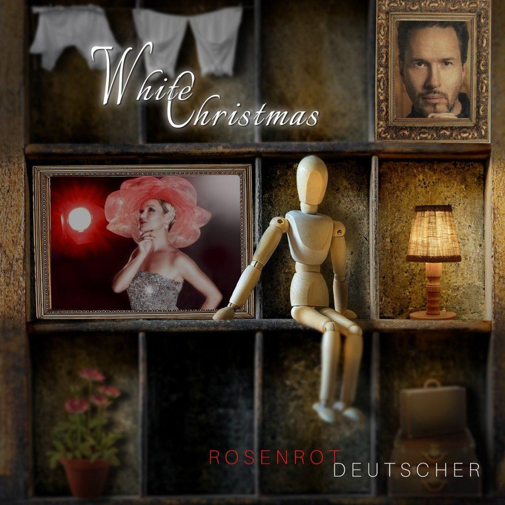 CD Cover White Christmas