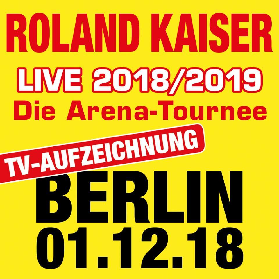 20181201 Tourplakat Berlin TV Aufzeichnung