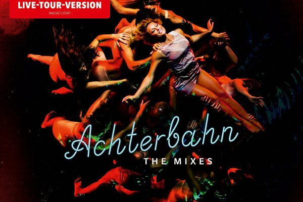 CD Cover Achterbahn