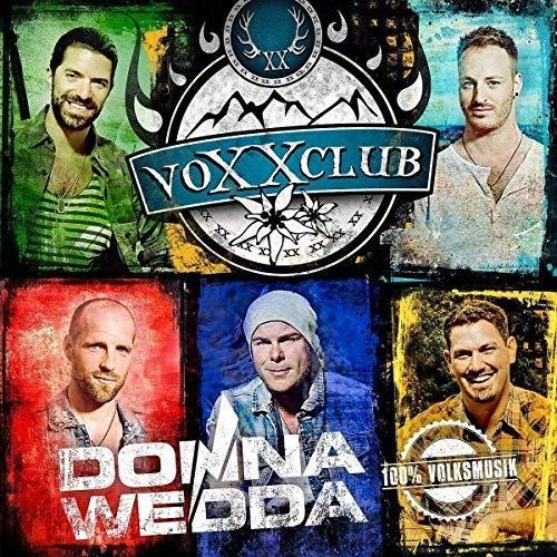 CD Cover Donnawedda