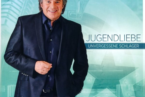 CD Cover Jugendliebe  MPN