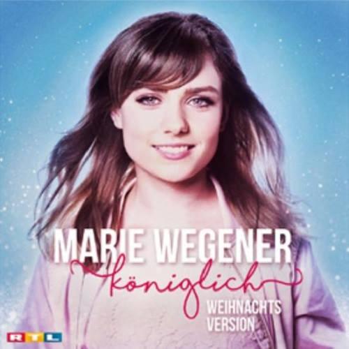 CD Cover Königlich Weihnachtsversion