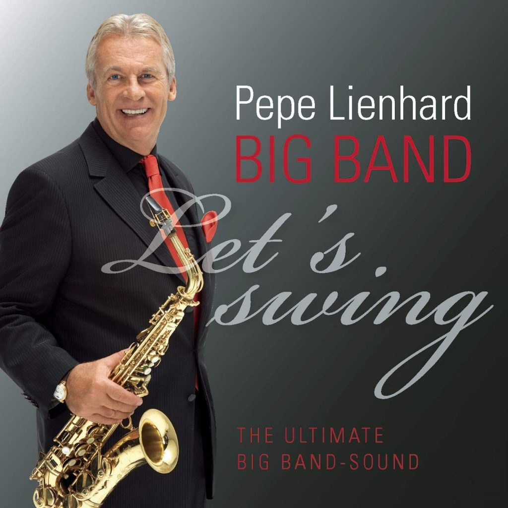 CD Cover Lets Swing