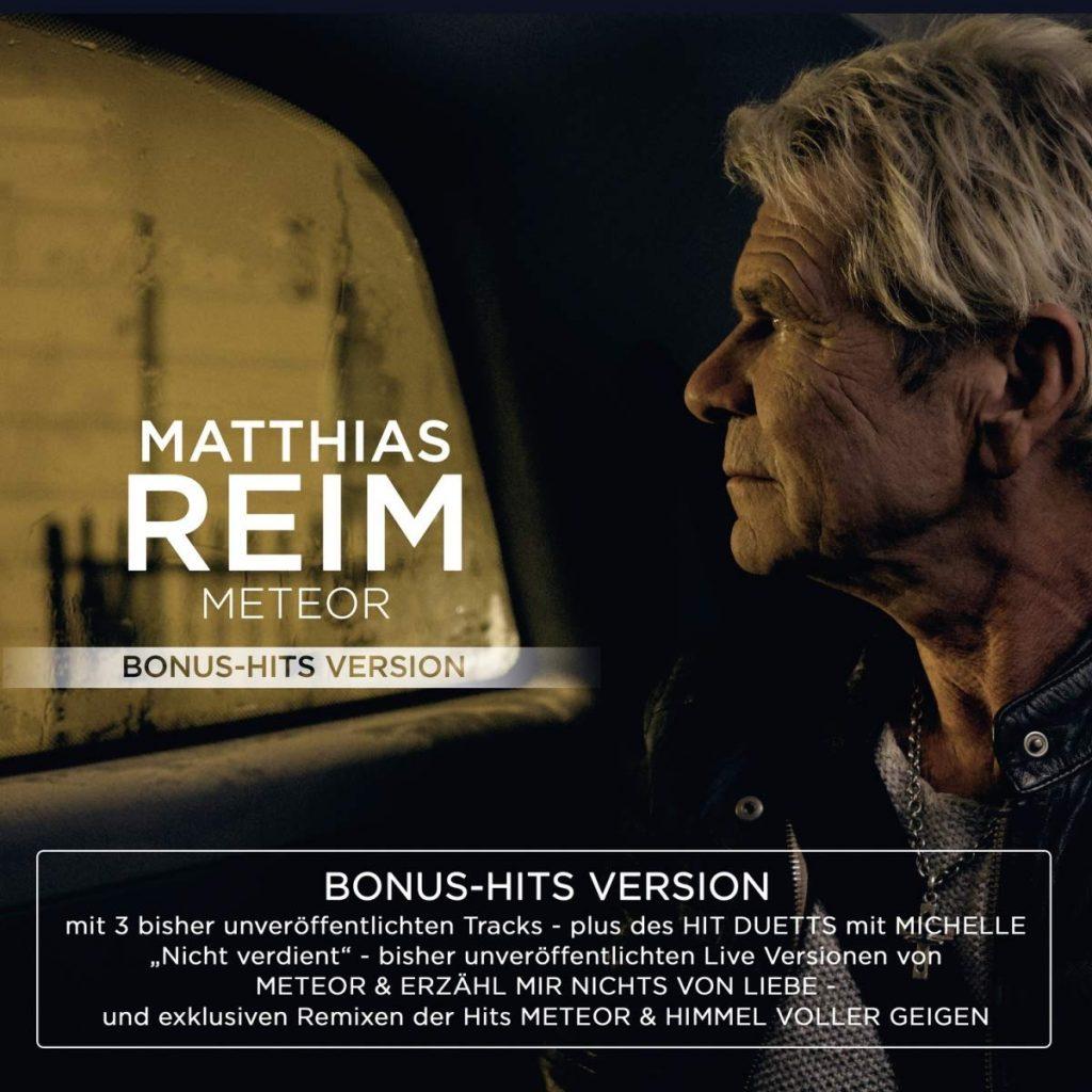 CD Cover Meteor BONUS