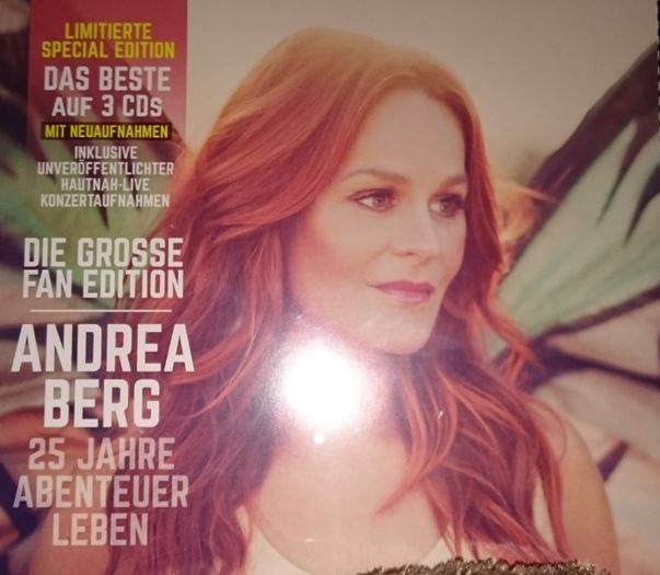 CD Cover Special Edition 25 Jahre