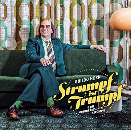 CD Cover Strumpf ist Trumpf