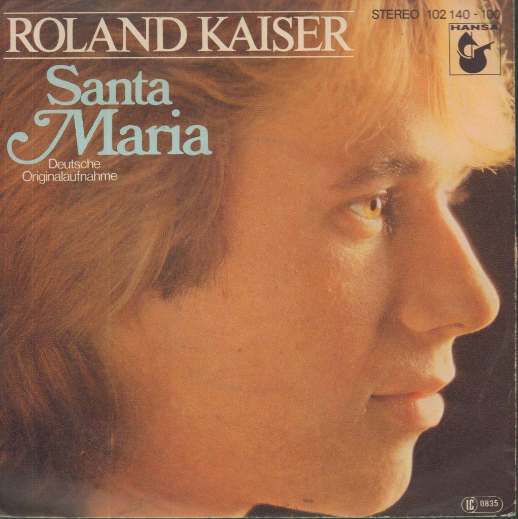 Single Cover Santa Maria