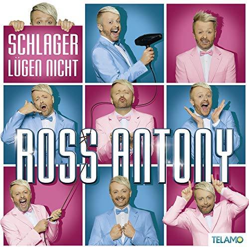 CD Cover Schlager lügen nicht