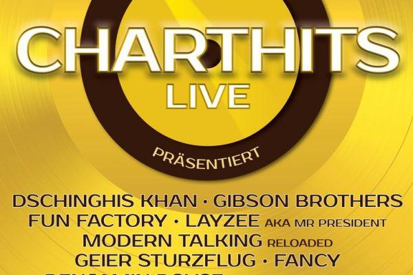 Chartshow Essen 20191207