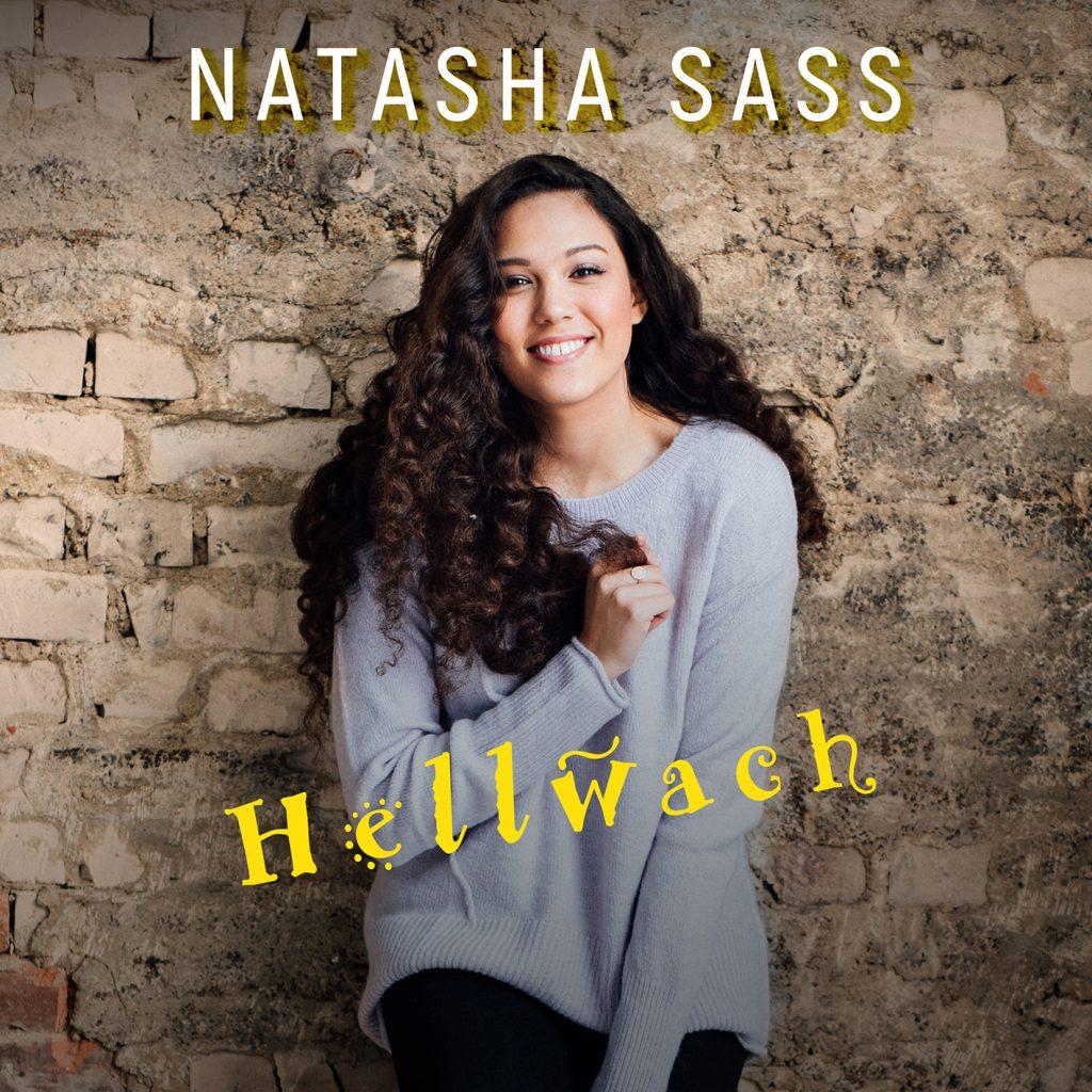 CD Cover Hellwach