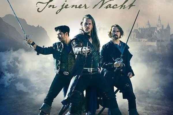 dArtagnan In jener Nacht