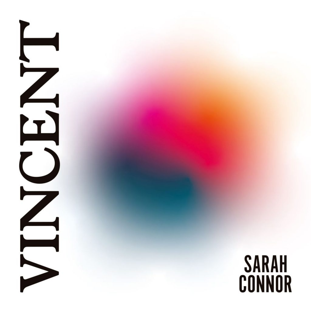 CD Cover Vincent Sarah Connor