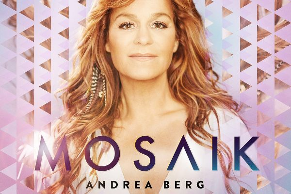 CD Cover Mosaik Andrea Berg