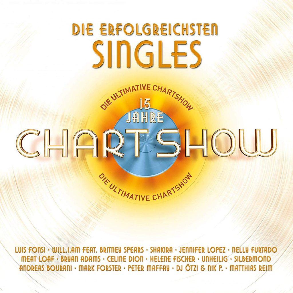 Chartshow Singles CD Cover