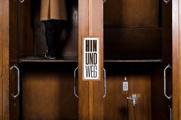 CD Cover Hin und weg