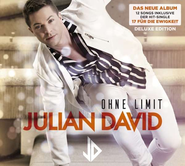 CD Cover Julian David 2019