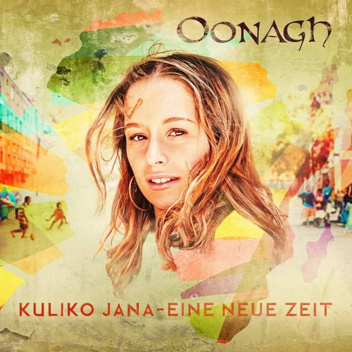 CD Cover Oonagh