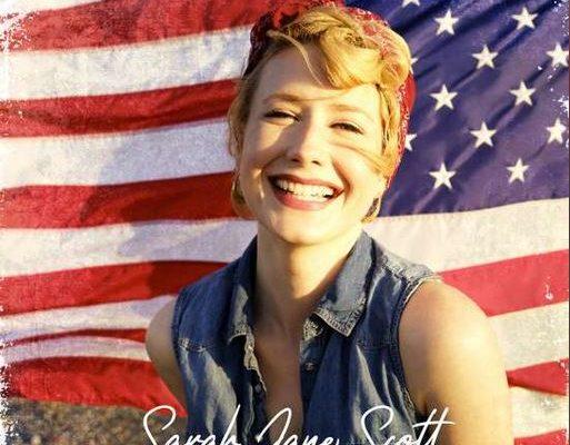 CD Cover Sarah Jane Scott