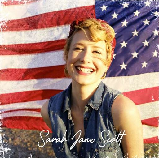 CD Cover Sarah Jane Scott