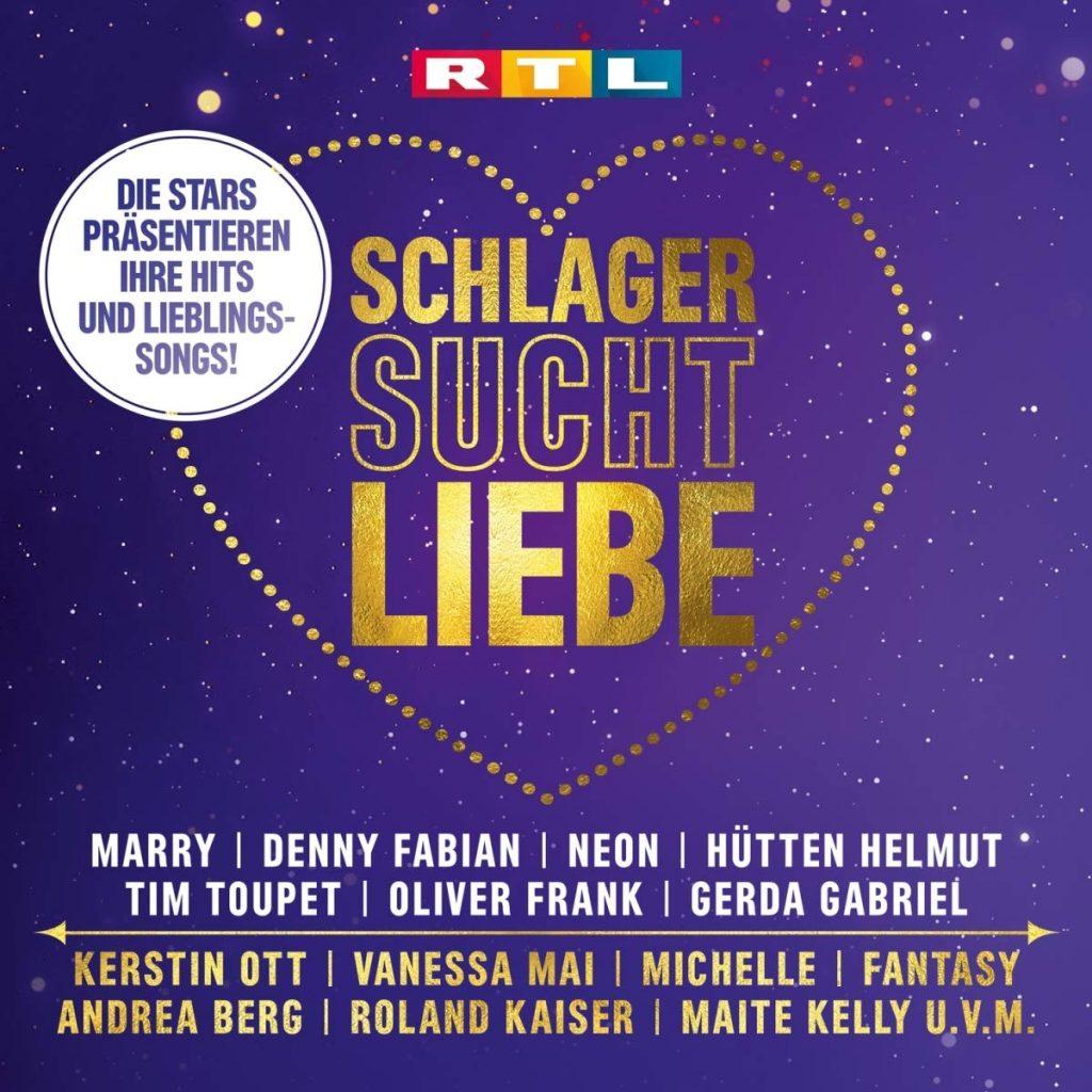 CD Cover Schlager sucht Liebe