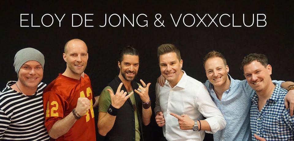 Schlagerprofisde Voxxclub Und Eloy De Jong Ihr Duett