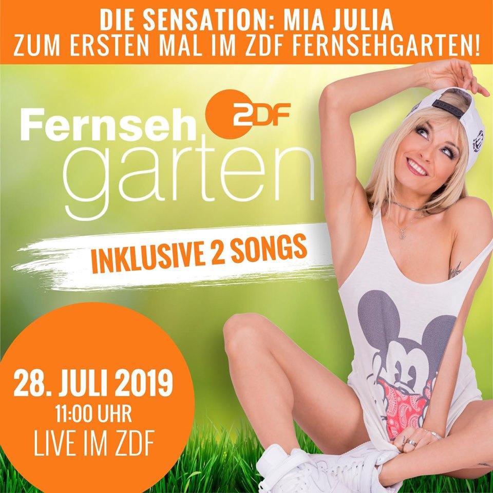 ZDF Fernsehgarten Info