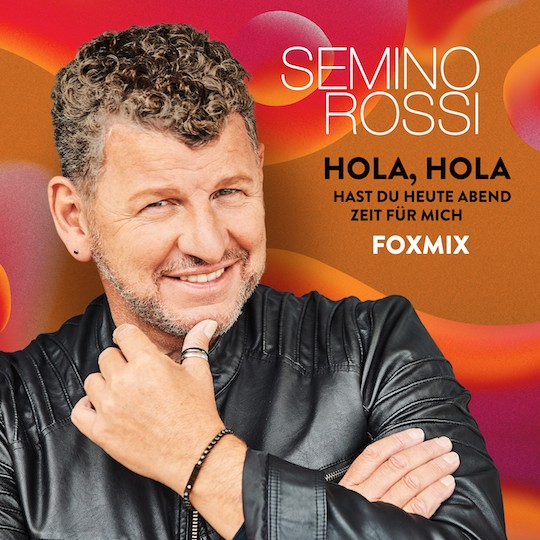 CD Cover Hola Hola Fox Mix Semino Rossi