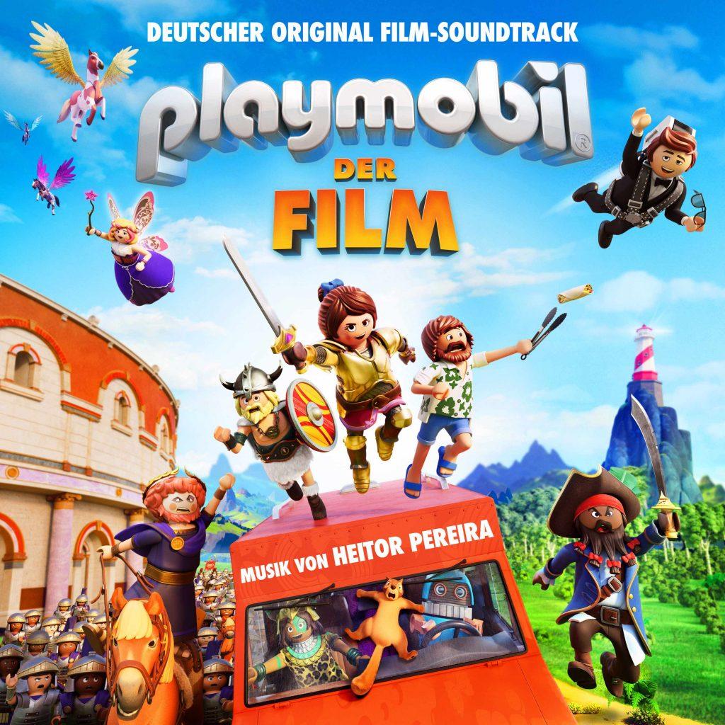 CD Cover Playmobil Beatrice Egli