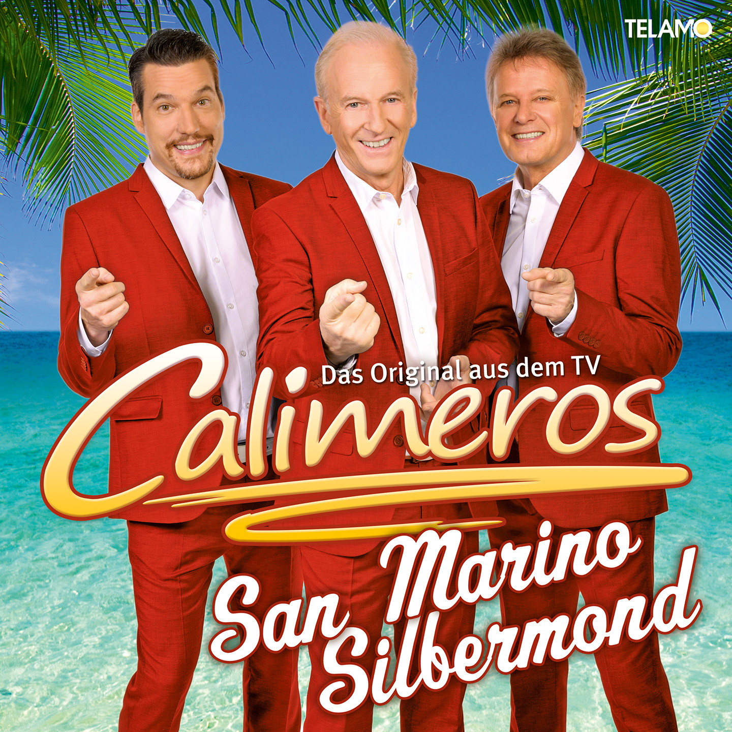 CD Cover San Marino Silbermond