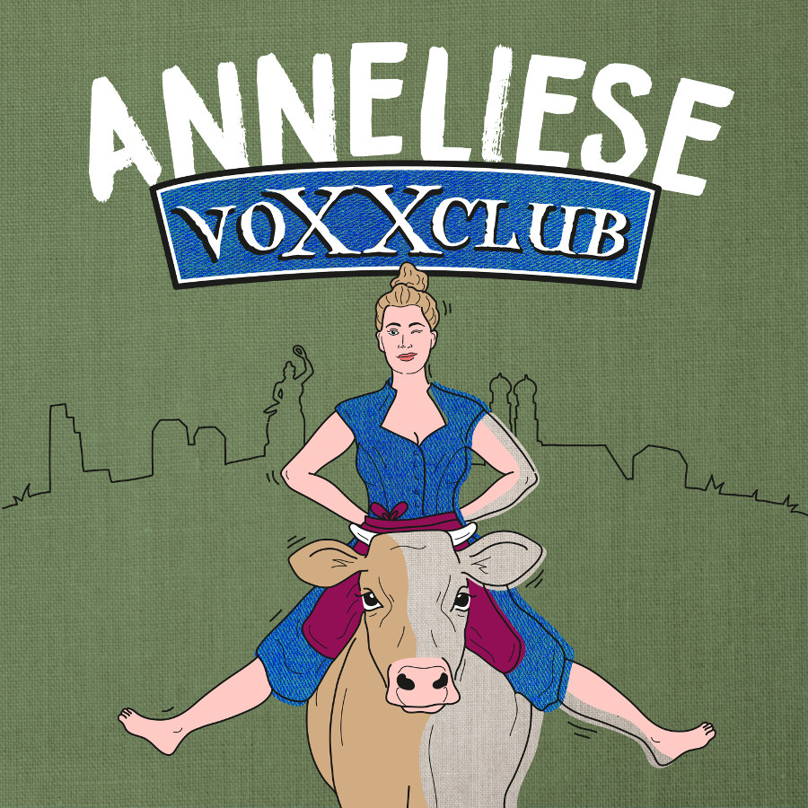 CD Cover Voxxclub Single  Cover Anneliese
