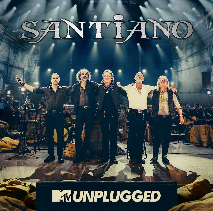 Santiano MTV Unplugged Album Cover