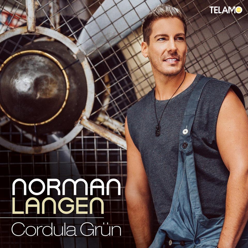 CD Cover COrdula Grün Langen