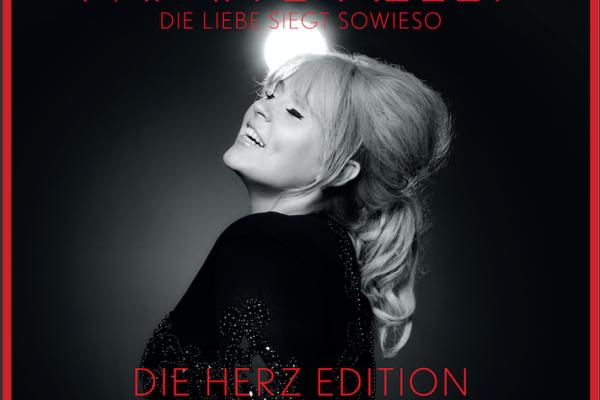 CD Cover Die Liebe siegt Sowieso Maite Herz Edition
